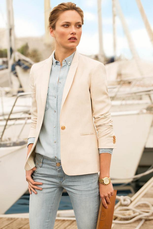 554d5f792b21 Τα μοντέρνα blazer σακάκια αποτελούν τον ιδανικό σύντροφο για τις  ανοιξιάτικες εμφανίσεις μας!