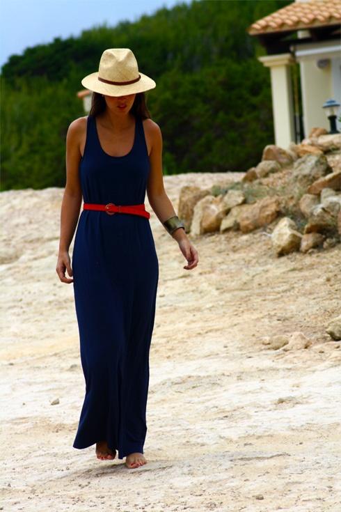 Φόρεσε το maxi φόρεμα σου ακόμα και στην παραλία!