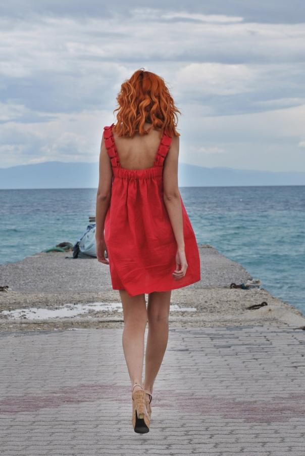 Σειρά γυναικείων ρούχων με οικολογική συνείδηση!