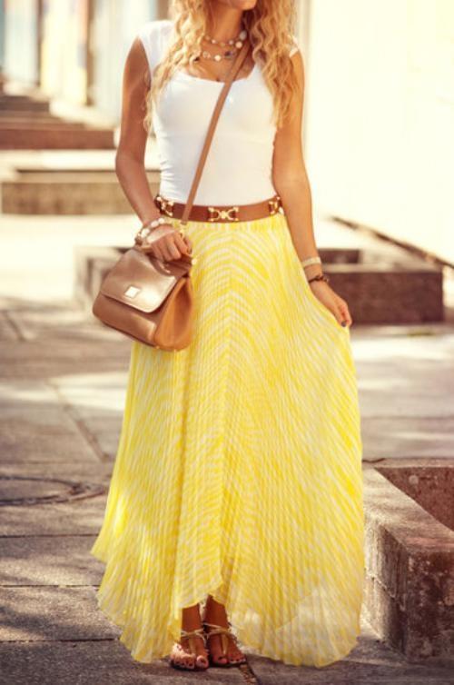 Το κίτρινο είναι must για το φετινό καλοκαίρι!