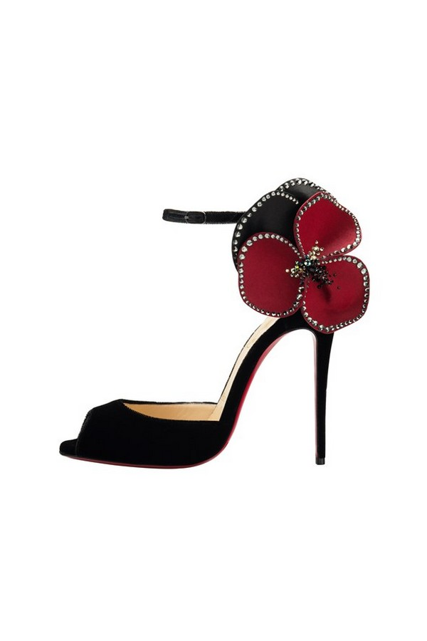 Ο μάγος των παπουτσιών Christian Louboutin έκανε για ακόμη μία φορά το θαύμα του!