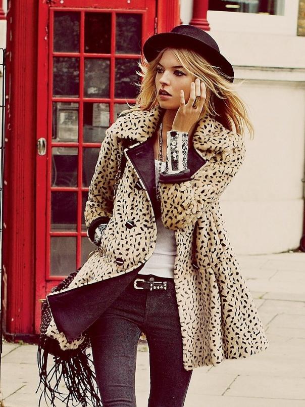 Το λεοπάρ γίνεται η απόλυτη τάση της μόδας τη φετινή σεζόν!
