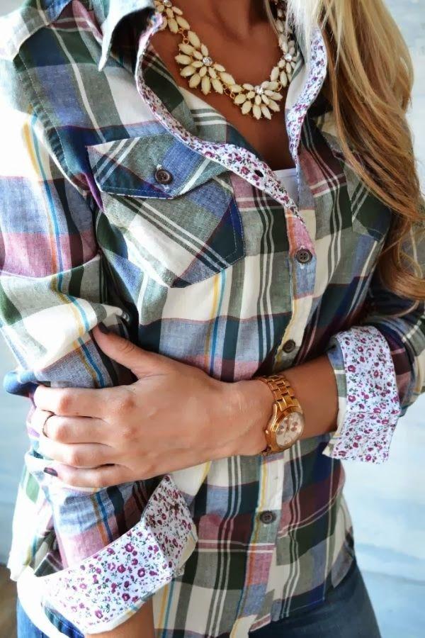 Τα πουκάμισα είναι must για τις φθινοπωρινές σας εμφανίσεις! Προτιμήστε τα!
